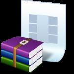 document-compress-icon